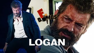 Logan - F-Bombs (2017) Hugh Jackman, James Mangold Wolverine movie
