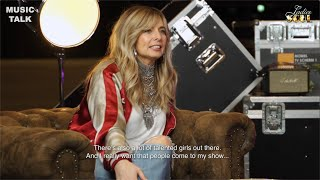 CANDY DULFER on WHAT YOU DO WHEN THE MUSIC | MUSIC TALK x LOS TV