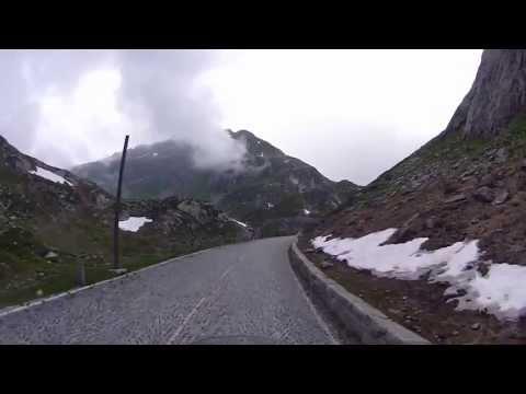 Gotthard Pass Tremola (Alpen)