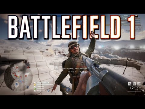 Battlefield 1: New Map Achi Baba  Turning Tides DLC (PS4 PRO Multiplayer Gameplay CTE)