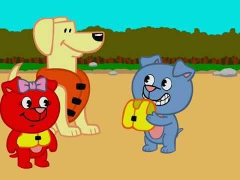 Cartoon Dog Picture Quiz