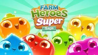 Farm Heroes Super Saga Game - Gameplay screenshot 1