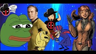 Comics Actu 21 - Wildstorm, Batwoman, Trump et Comic con sont dans un bateau ...