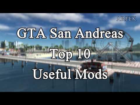 GTA San Andreas - Top 10 Useful Mods
