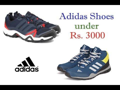 Top 10 Best Shoes under Rs. 3000 For Men in Flipkart   Best Adidas Shoes