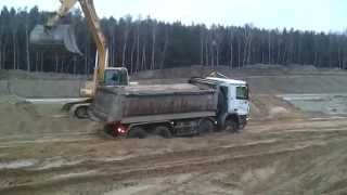 S3 Actros 4141