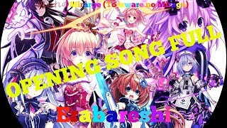 Erabareshi - 囚われのMirage (Toraware no Mirage) [Mega Miracle Force Opening Full]