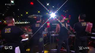 Gambar cover Undisputed ERA Celebrates Their Championships @ NXT USA 9/25/19 HD 1080p