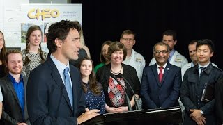 Prime Minister Trudeau on the Canada Summer Jobs program