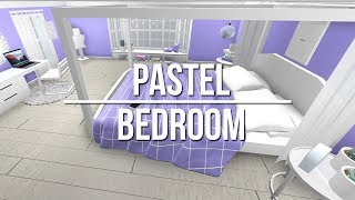ROBLOX Studio | Speed Build: Pastel Bedroom