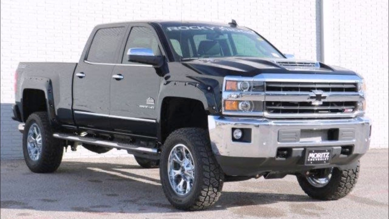 Chevy Silverado Lifted >> Rocky Ridge Altitude 2018 Chevy Silverado 2500 Lifted Diesel Truck - YouTube
