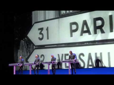 Kraftwerk. 3-D Concert Tour. Edmonton Jubilee Auditorium. September 16, 2015. Part 3 Of 4.
