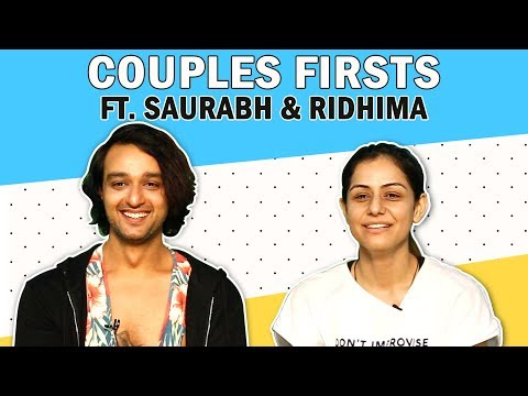 Sourabh Raaj Jain And Ridhima Jain Share About Their First Kiss, Proposal, Date & More