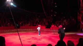 Joseph in circus