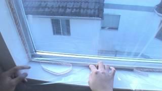 窗戶加裝保溫膠膜