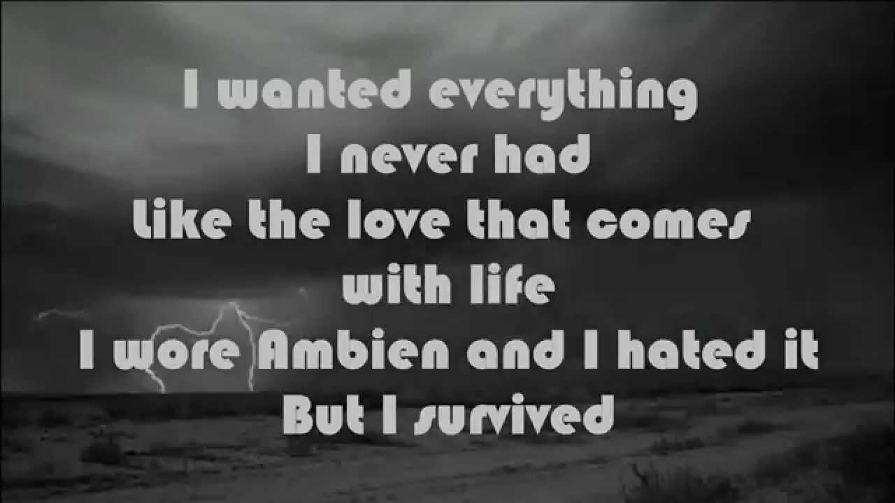 Alive-Sia (lyrics) - Y...