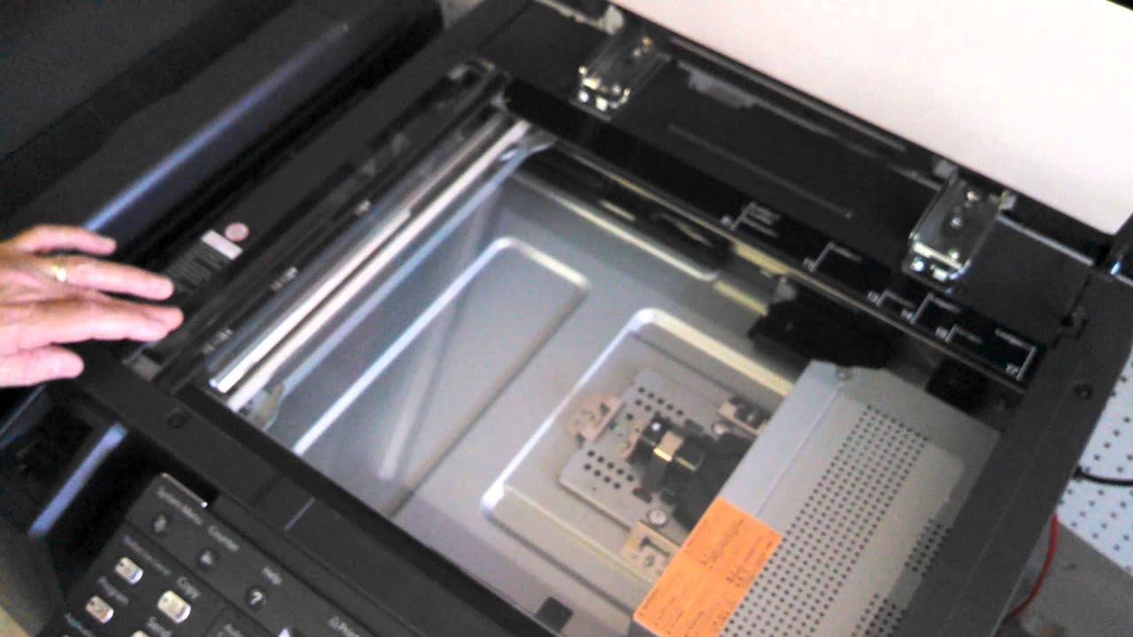 HOW TO: Clean Copier/MFP Slit Glass