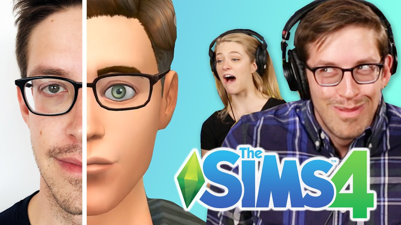 Keith Controls His Friends' Lives In The Sims 4 • Keith