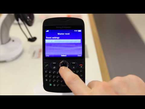 Gsm Cards_ Reset Phone Sony Ericsson Txt