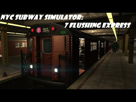World of Subways 4: NYC Subway Simulator