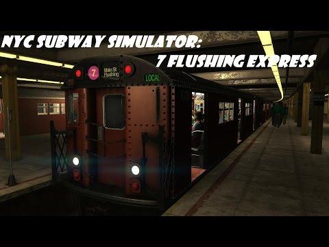 World Of Subways 4: NYC Subway Simulator