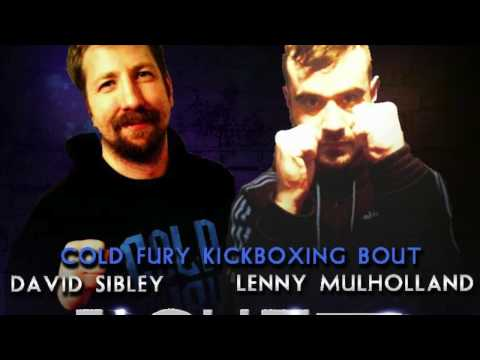 FIGHT NIGHT 2 - David Sibley v Lenny Mulholland