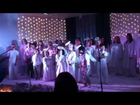 """Hark, the Herald Angel"" Christmas musical drama"