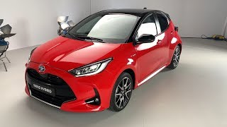 TOYOTA YARIS 2020 - first look exterior & interior (1.5 Hybrid) - WORLD PREMIERE