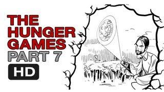 The Hunger Games Parody - Drunken Digest (7 of 7) Comic Spoof