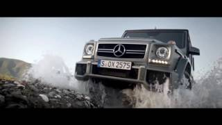 Gambar cover МЕРЕН / Mercedes Benz TV The nev generation G Class Above and beyond mp4