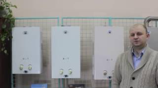 Газовые колонки Нева-Транзит серии Standart Display