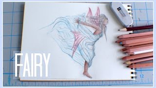 Download Video Drawing // Fairy MP3 3GP MP4