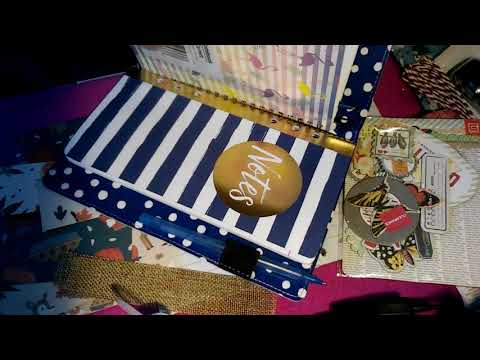Decorate Paper with me Diy