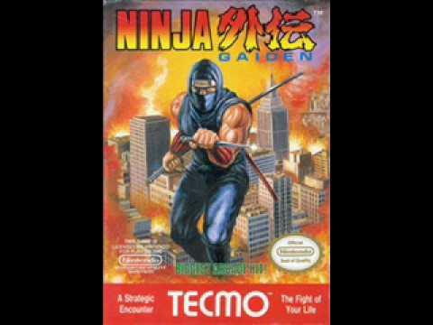 Ninja Gaiden - Act 1-1 (Cover)