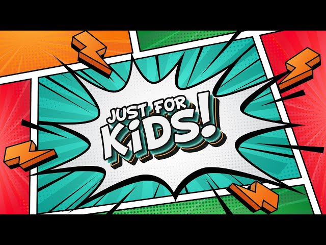 eKids Online Worship Experience w/Roachine The Mediocre