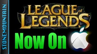 New LoL Mac Client | How to Download, Review, Gameplay | iMac Test | New Ping 3.03 Patch LoL Mac