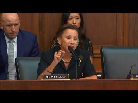Velázquez Questions HUD Secretary Ben Carson