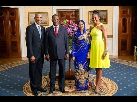 US-AFRICA SUMMIT : VISITE OFFICIELLE DU PRESIDENT IDRISS DEBY ITNO A WASHINGTON