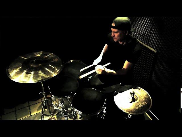 John Arnold - batterista Pasha - INSTAGRAM JUNE 1