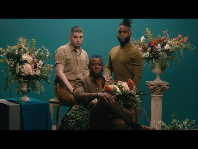 Young Fathers - In My View (Official Video)