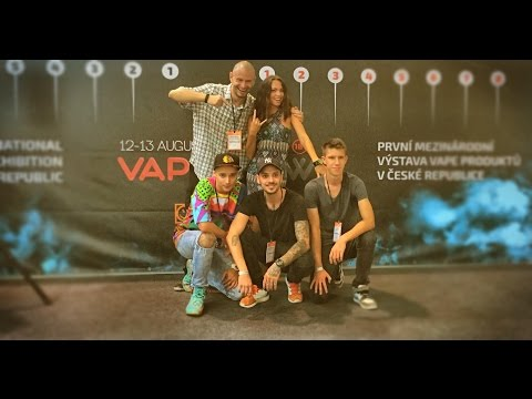 Vape show 2016 | Prague | Smile expo