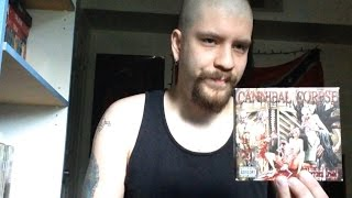The Wretched Spawn by Cannibal Corpse (2004) CD Review