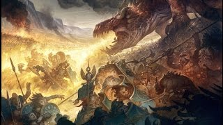Exploring Middle-Earth: Dragons and Balrogs