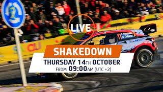 SHAKEDOWN L VE WRC RallyRACC - Rally De España 2021