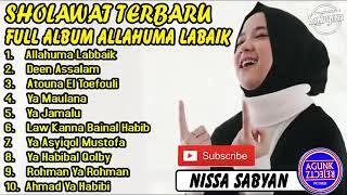 NISSA SABYAN - SHOLAWAT TERBARU FULL ALBUM ALLAHUMMA LABBAIK