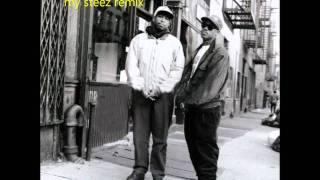 Gang Starr fet. Lady Of Rage - You know my steez (remix)