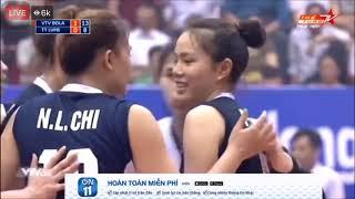 ThongTinLienVietPostBank_Club -  VTV Bình Điền Long An Volleyball Vietnam  Final (2)