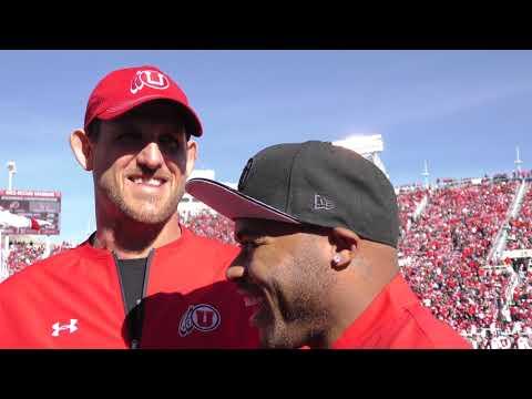 Steve Smith Sr. interviews former teammate Jordan Gross