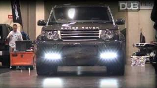 2009 LSE Coupe: The World's First 2-door Range Rover Sport