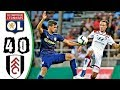 Video Gol Pertandingan Olympique Lyonnais vs Fulham